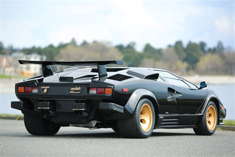 countach lamborghini for sale 1988 lamborghini countach lp5000s for sale silver arrow
