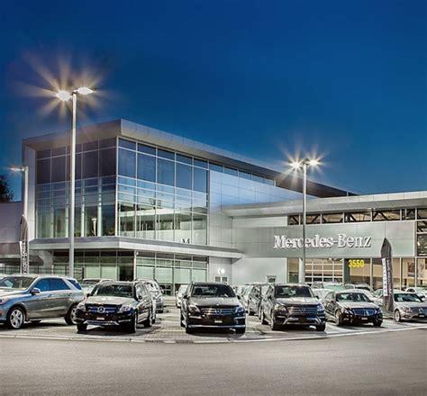 mercedes dealership mercedes dealer in vancouver bc mercedes boundary