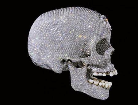 biography of artist diamond hirst s diamond skull sells for 100 million reuters