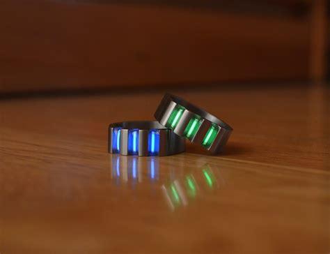 titanium radioactive titanium tritium rings review 187 the gadget flow