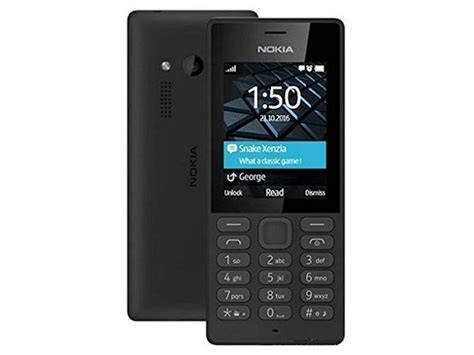 mobile nokia dual sim nokia 150 dual sim feature phone now available in india