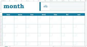 blank calendar template excel blank monthly calendar excel template savvy spreadsheets