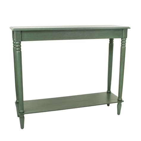 teal sofa table shop decor therapy simplify antique teal asian hardwood