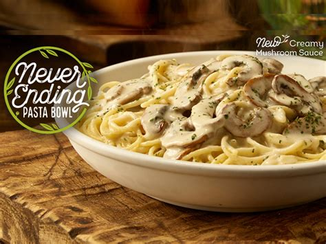 Olive Garden Brings Back Never Ending Pasta Bowl Offer Chew Boom - olive garden brings back never ending pasta bowl offer