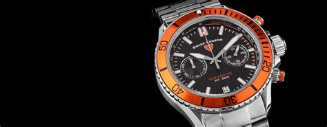 montre chronographe skyline swiss legend