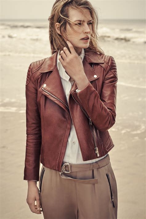 lady biker wear over 50 biker jackets thebestfashionblog com
