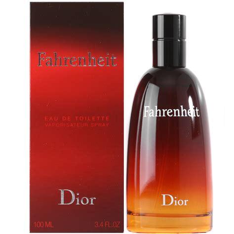 Parfum Original Fahrenheit 100ml Edt fahrenheit edt 100 ml erkek parf 252 m