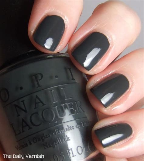 opi grey nail polish names opi nein nein nein ok fine must have in part