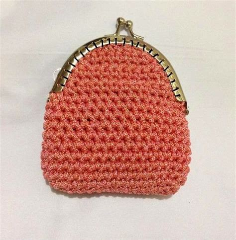 crochet pattern frame purse knot this time mom metal framed crochet coin purse free