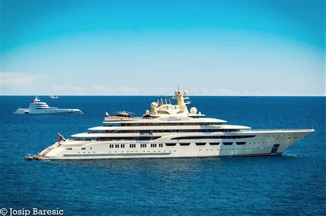 yacht ona mega yacht ona ex dilbar and motor yacht a in monaco