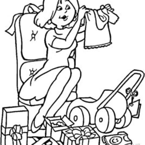 coloring pages baby items baby clothing coloring page free printable coloring pages