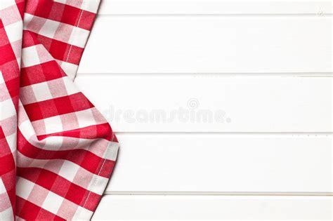 checkered napkin stock image image of pattern white 35264975