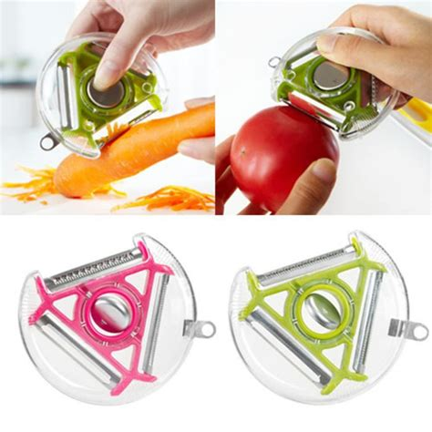 Pengupas Sayuran Pisau Buah Pisau Dapur Pisau Peeler pisau pengupas buah dan sayur kulit terkupas dengan