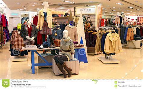 shopping dress di times square marks spencer hong kong editorial stock image image