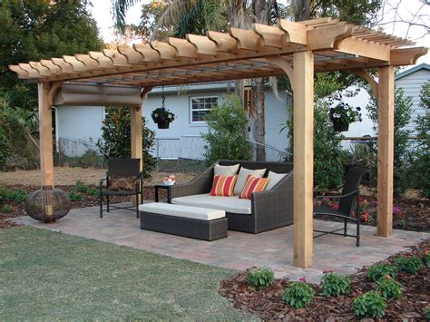 pergola design the big kahuna pergola kit pergola depot