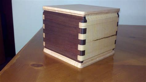 woodworking box joint box joint boxes 2 by davedelo lumberjocks