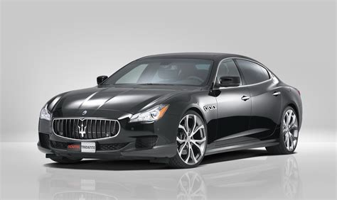 Maserati Big Black Maserati Quattroporte Novitec Computer Wallpapers Desktop