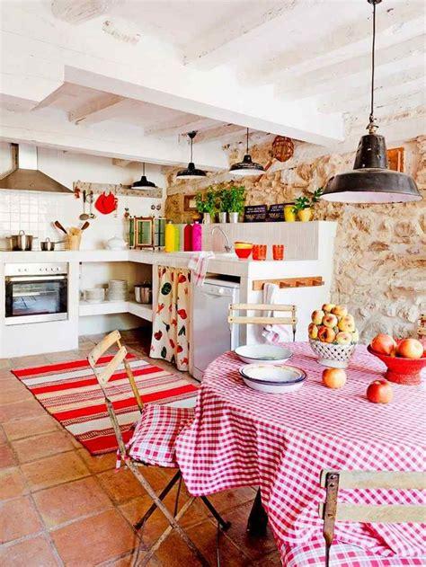 décoration decoration cuisine rose et gris