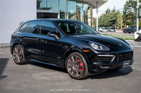 Porsche Cayenne Gt Porsche Cayenne Gts Black 2015