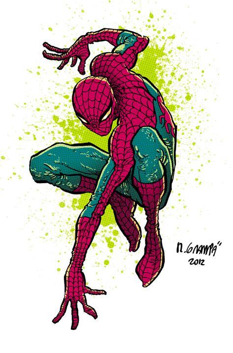 Comic Book Artist Drawing