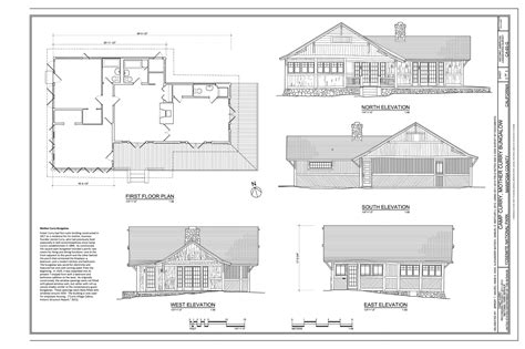 bungalow floor plan with elevation file c curry mother curry bungalow plan and elevations