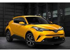 2018 Toyota Chr Colors