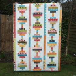 jelly roll quilt pattern balancing act by mack and mabel