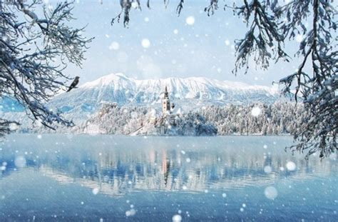 imagenes de invierno reales 12 fotos de paisajes de invierno