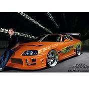 Toyota Supra Wallpaper HD Download