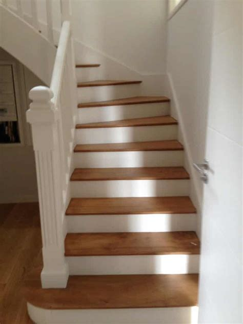 Peindre Son Escalier En Blanc
