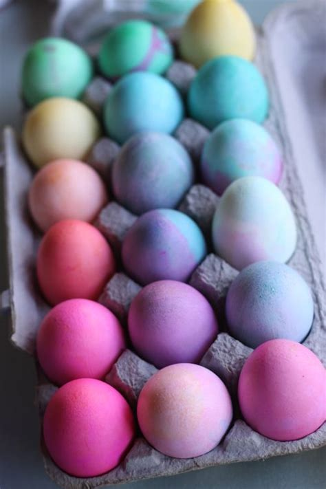 colored eggs easter egg colors this is how to get them