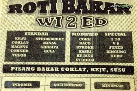 listing  tempat makan indomie  hits  jakarta