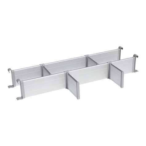 Where To Buy Drawer Dividers by Kaboodle 600mm Metal Sided Pot Drawer Divider Bunnings