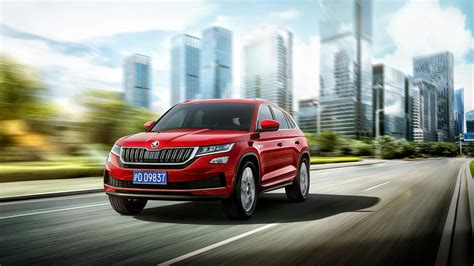 Koda Car Wallpaper Hd by Skoda Kodiaq Gt 4k Wallpaper Hd Car Wallpapers Id 11404
