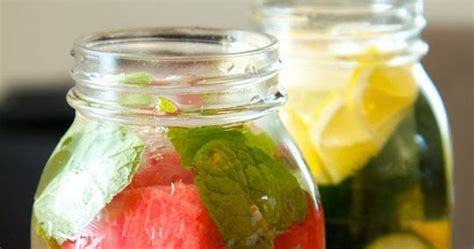 Nu U Detox by Heavenly Scents Recipes Make Your Own Detox Drink For
