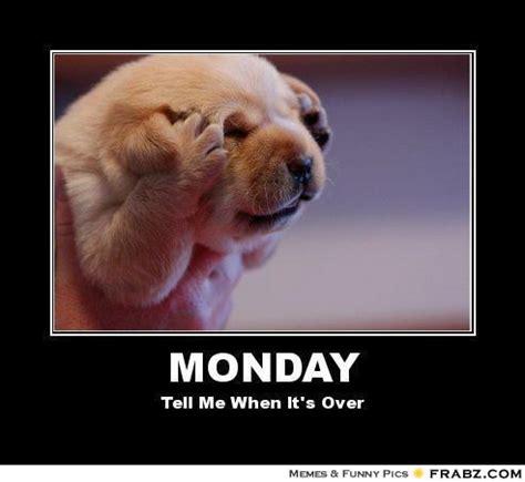 Monday Memes - funny monday memes