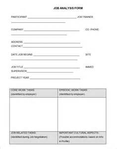 analysis form template analysis template free word excel documents