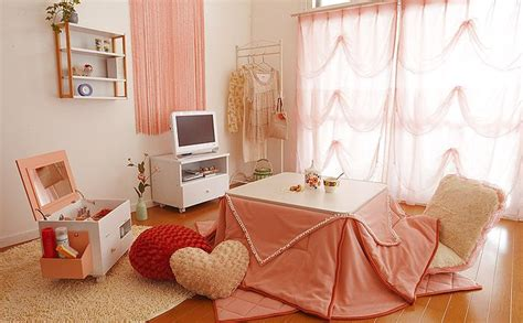 girls bedroom table pretty japanese girl s room home things i love