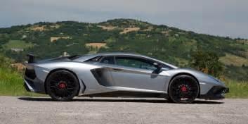 La Vs Aventador Essai Lamborghini Aventador Sv Asphalte Ch
