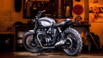 decor styles triumph t100 bonneville by macco motors bikebrewers com