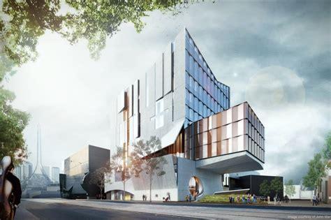 design competition melbourne john wardle architects wins melbourne conservatorium of