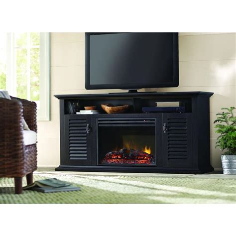 60 Media Fireplace by Home Decorators Collection Brivana 60 In Media Console