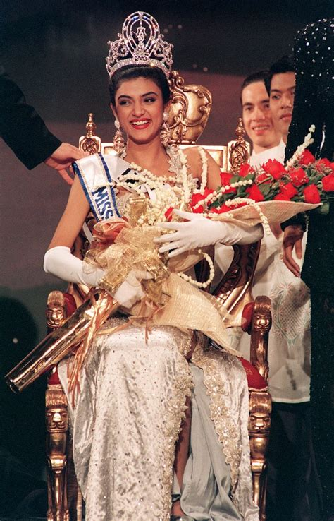 beauty with brains best answers at miss universe pageant 63 best images about sushmita sen miss universe on