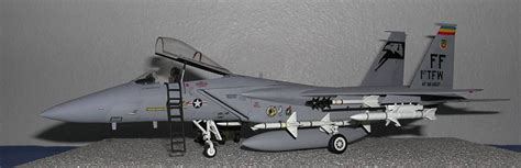 Painting F 15 Model by Tamiya 1 48 F 15 Eagle By Steve Eggers