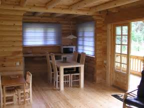 Cabin Interior Pictures Log Cabins And Offices Log Cabin Interiors Ontario 141