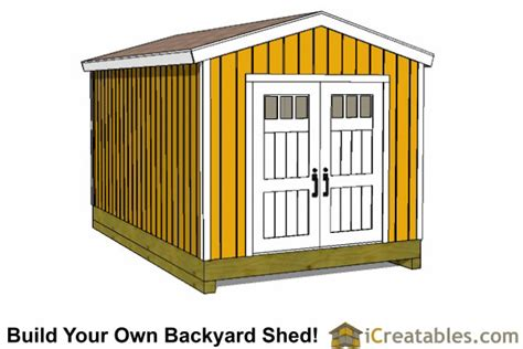 gable shed plans pdf liferoof