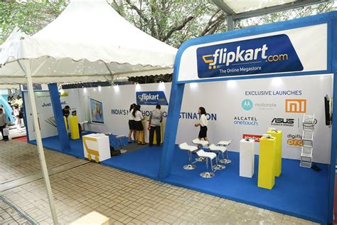 exhibition stall designer bangalore exhibition stall flipkart internet pvt ltd