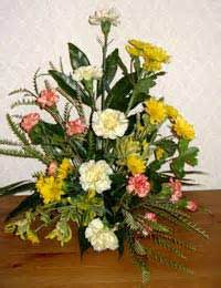 Basic Flower Arranging