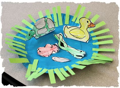 pond crafts for 1000 images about frogs and pond themed ideas on