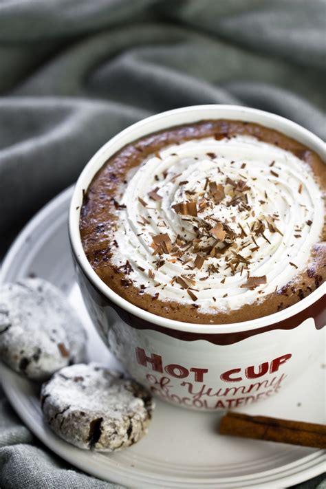 best hot chocolate recipe the best vegan hot chocolate the vegan 8